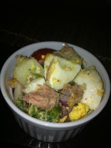 Provencal Potato Salad
